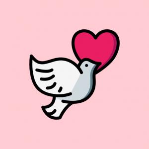 wedding stickers emojis app imessage
